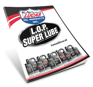Lucas Oil L.O.P. Supe Lube Catalogue