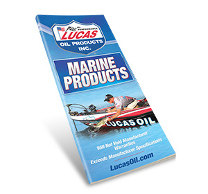 Lucas Oil Marine Products Catalog