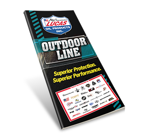 Lucas Oil Outdoor Line Products Catalog
