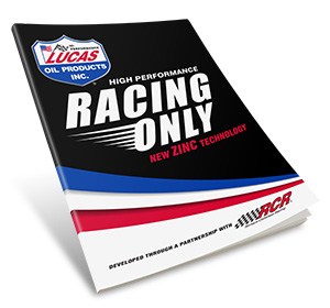 Racing Only Catalogue