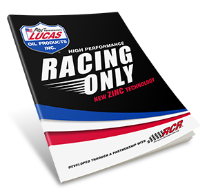Lucas Oil High Performance Racing Only Catalog