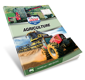 Lucas Oil Agriculture Products Catalog