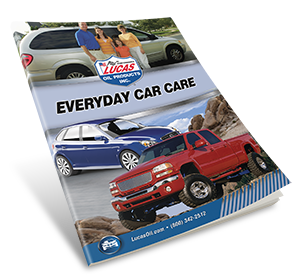 Lucas Oil Everyday Car Care Products Catalog