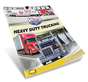 Lucas Oil Heavy Duty Trucking Products Catalog