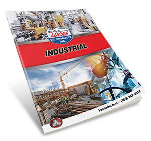 Lucas Oil Industrial Products Catalog