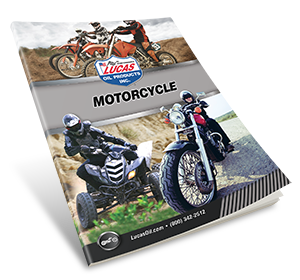 Lucas Oil Motorcycle Products Catalog