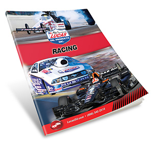Lucas Oil Racing Products Catalog