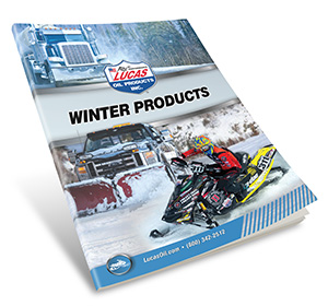 Lucas Oil Winter Products Catalog