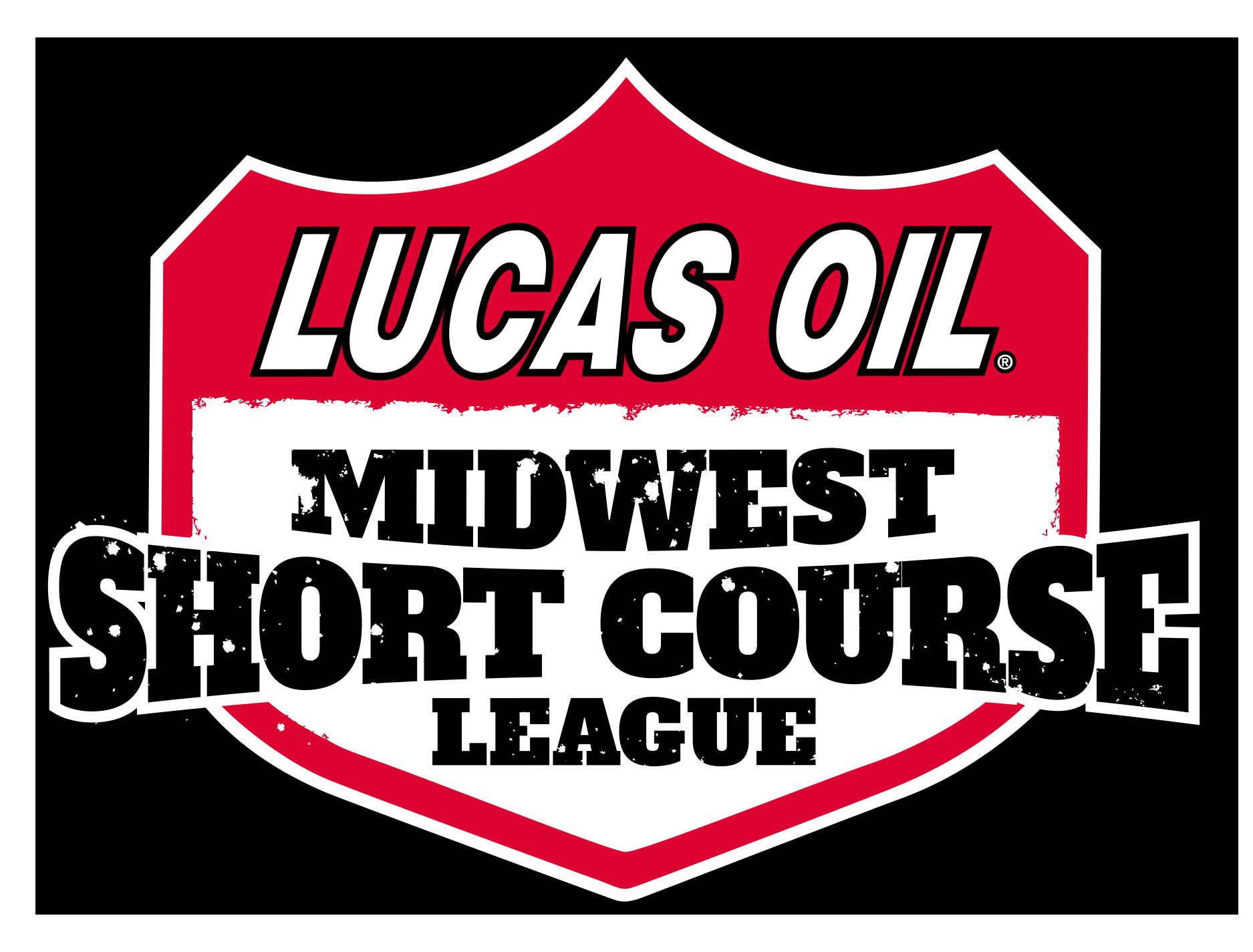 Lucas Oil Midwest Short Course League Logo